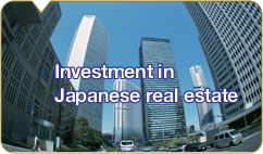 Investment in Japanese real estate